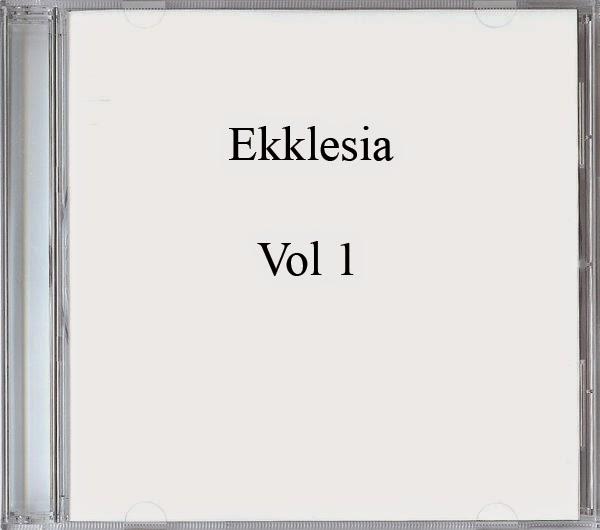 Ekklesia-Vol 1-