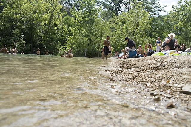 Hamilton Pool, Austin, Texas, swimming holes,