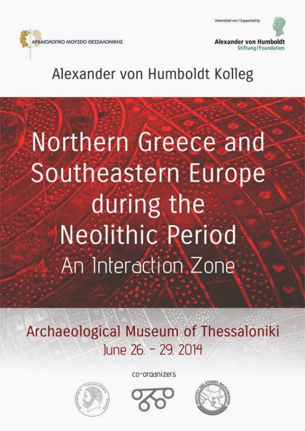 'Northern Greece and Southeastern Europe during the Neolithic Period' at the Archaeological Museum of Thessaloniki
