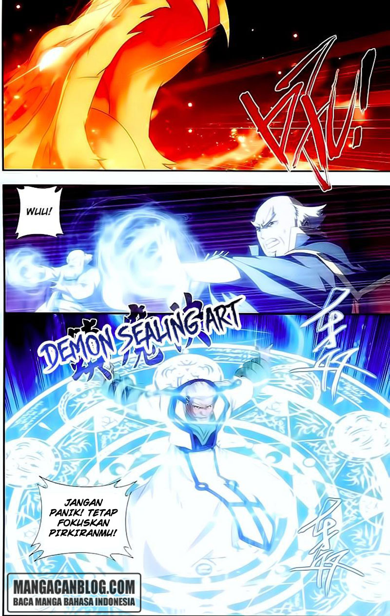 Battle Through the Heavens Chapter 146-30