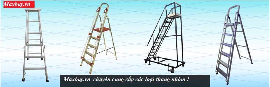 maxbuy cung cấp thang nhôm an toàn
