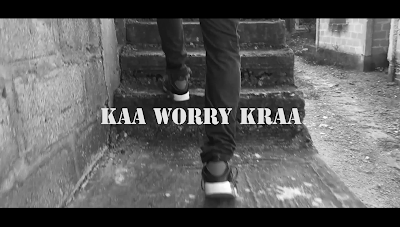 E.K.B Unleashes Kaa Worry Kraa Video(*new 2107_watch)