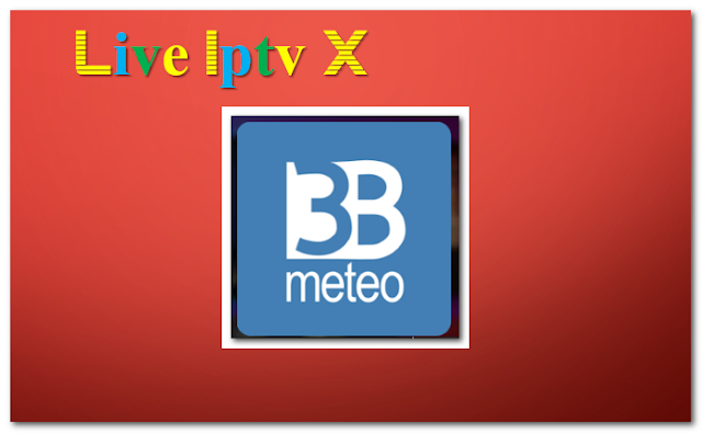 3B Meteo news and weather Addon
