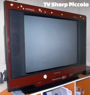 Kerusakan TV Sharp Piccolo