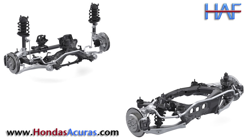 Any way to improve the suspension? - Acura MDX Forum  Acura MDX SUV