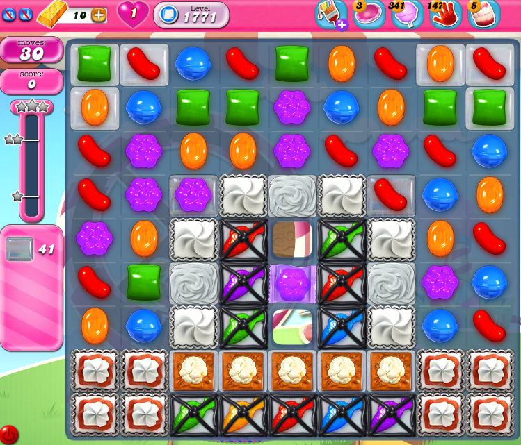 Candy Crush Saga 1771