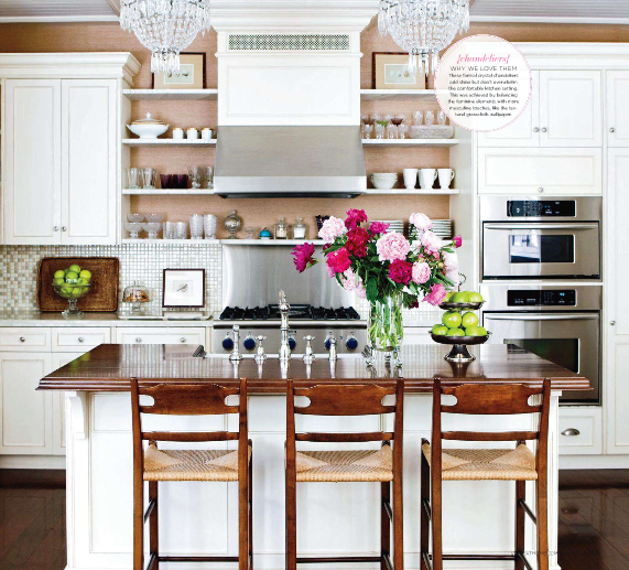 8 White Kitchens That Will Make You Say Wow: Cassandra Carter Design Studio: Kitchen Cabinets, Light Or