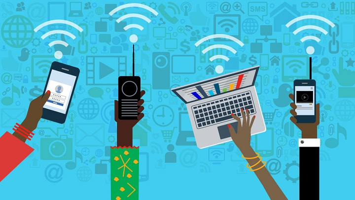 Bagaimana Ponsel Bisa Saling Terhubung Padahal Tidak Ada Kabel?