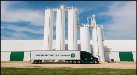 Green Products Company Kenworth T680