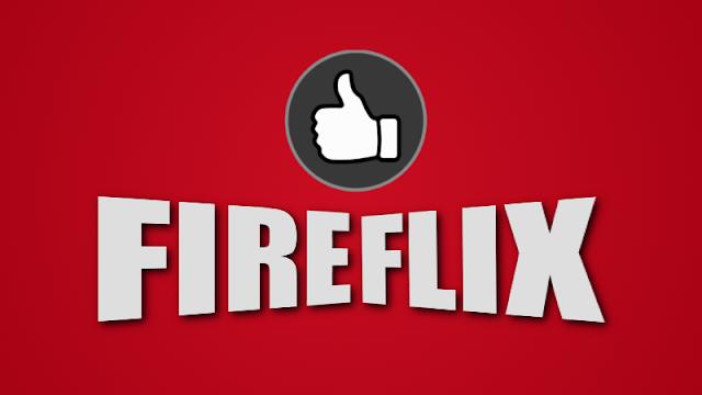 Netflix rodando no Firefox nativamente