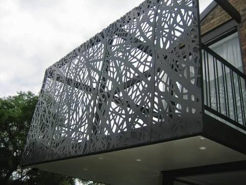 Pattern Convert In Jaali Design