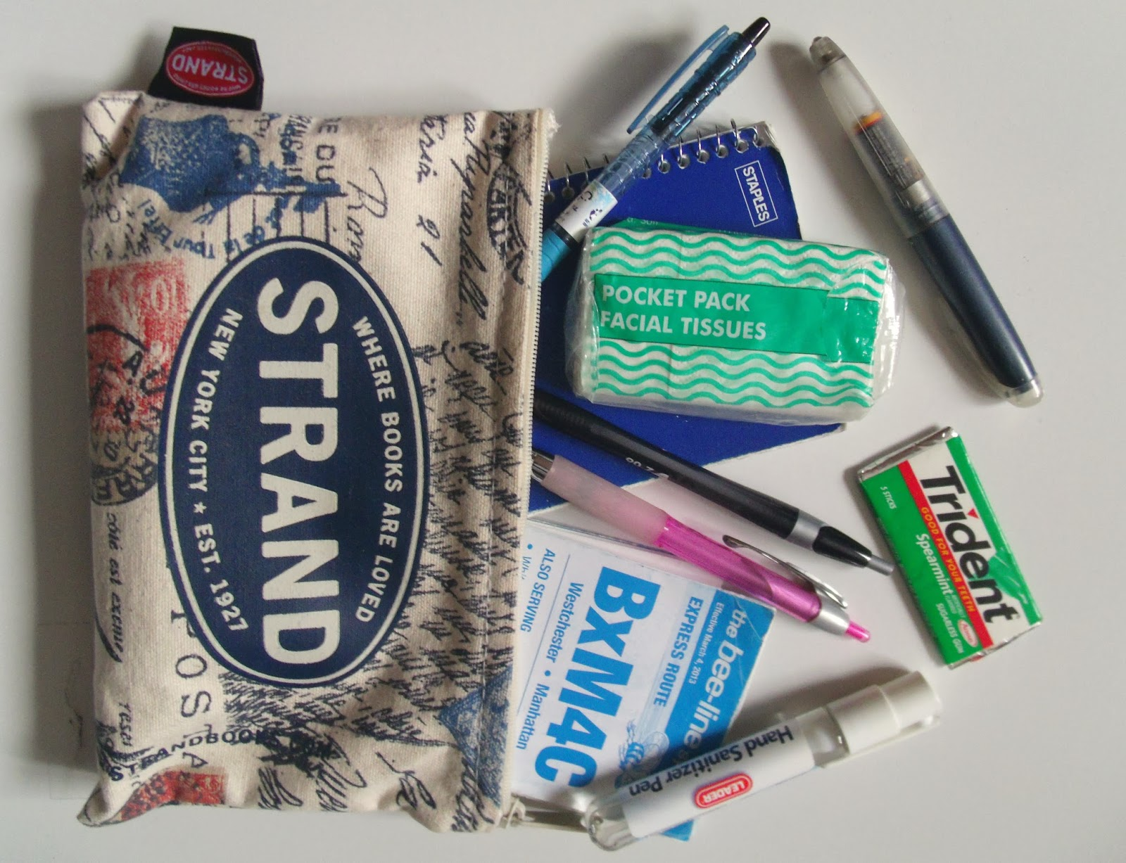 Sincerely Sara Style Amp Books What S In My Work Bag