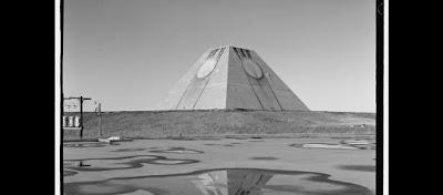 Δείτε την μυστηριώδη «πυρηνική» πυραμίδα στην Βόρεια Ντακότα των ΗΠΑ που εξάπτει την φαντασία
