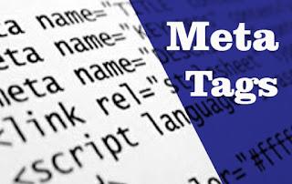 Daftar Meta Tags Blog yang Sering Digunakan Web atau Blog Besar