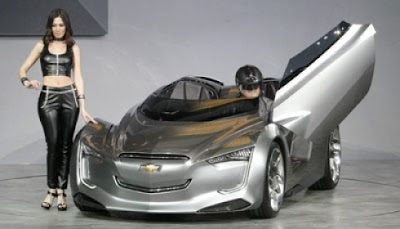 Mike Arcamone President And Chief Executive Officer Of Gm Korea Claimed The Car Was Offered As Alternative In Future Because Hybrid Technology Is
