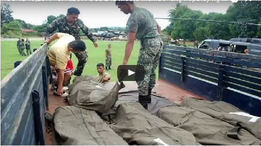 2rLVFlL JUNE 19,2017- Umabot na sa 242 Maute Member ang napatay ng Militar sa sagupaan sa Marawi City!watch!