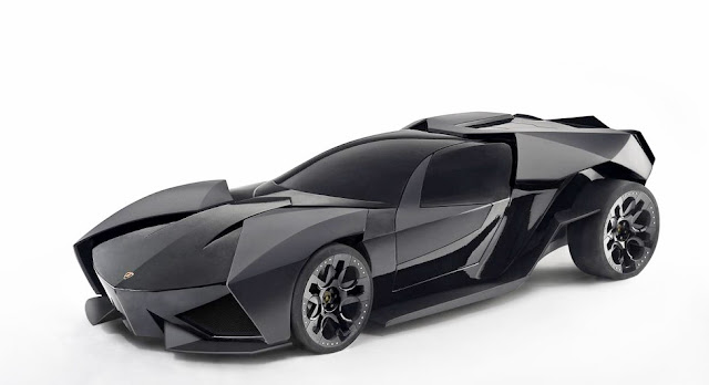 2016 Lamborghini Ankonian Concept