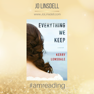 Everything We Keep by Kerry Lonsdale #AmReading