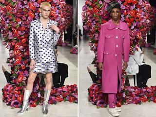Israel Bay Bloggers: Israeli born Ovadia Brothers wow New York's fashion week