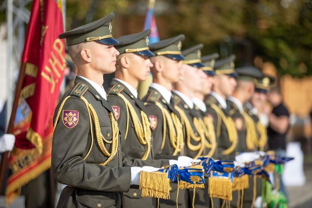 Військовим частинам ЗСУ і  НГУ присвоєні почесні імена