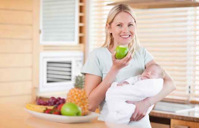 Program Diet untuk Ibu Hamil dan Menyusui
