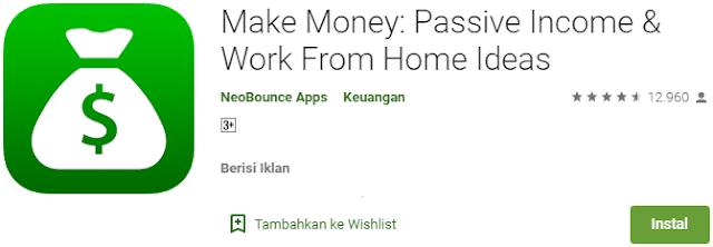 Aplikasi Penghasil Uang dan Pulsa Gratis Terbaik 2020