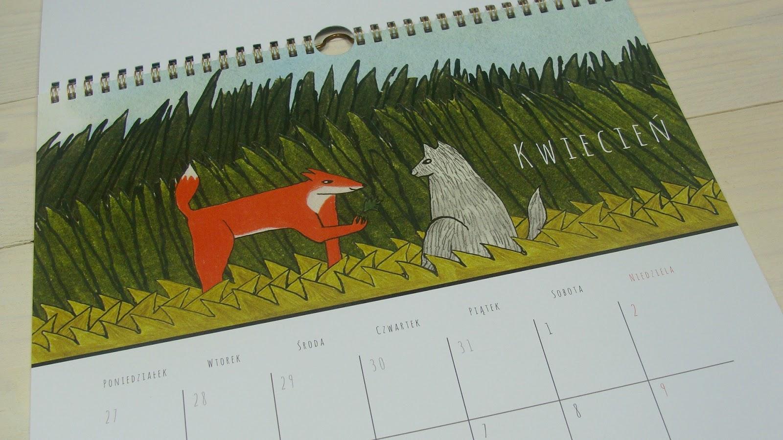 Kalendarz Dziecka