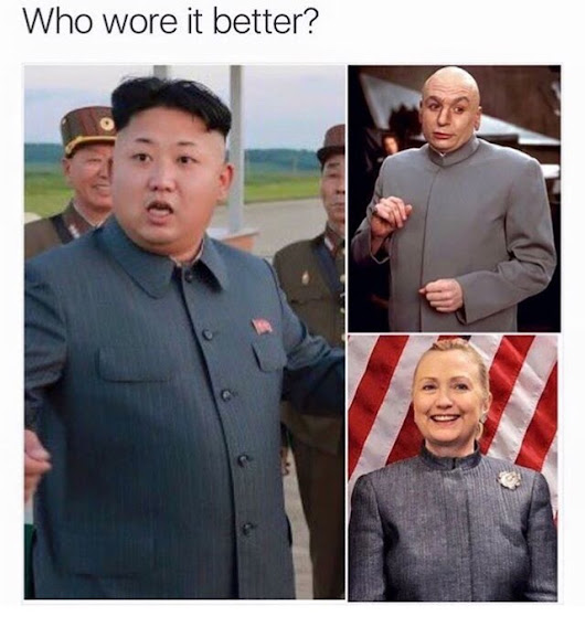 Which Ridiculous Megalomaniac Wore It Better?