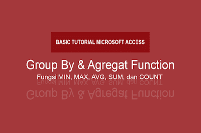Group by & Agregat Fuction