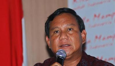 Sebut Bantuan Jokowi ke Rohingya Hanya Pencitraan, Berikut Klarifikasi Prabowo