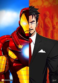 Commande d'un Iron Man