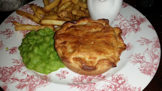 Botanist Chicken Chorizo Pie Review