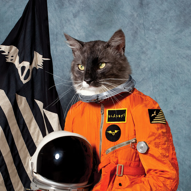 Klaxons - Surfing the Void