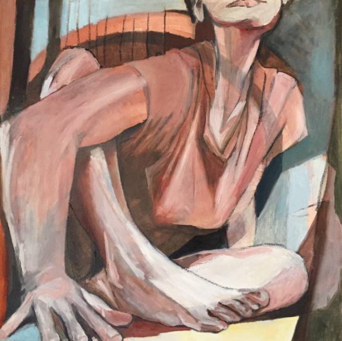 Нетипичный экспрессионизм. Monika Malgorzata Gabrys
