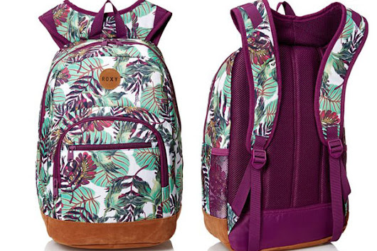 roxy backpacks for girls