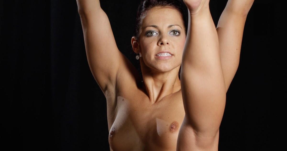 gymnast girls nude Flexible