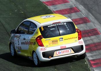 Kia Lotos Race w Poznaniu