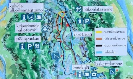 Walk Finland Ylitornio Panoramic Aavasaksa