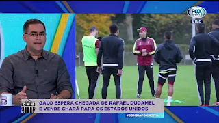 Assista - Dudamel terá tranquilidade para trabalhar no Atlético-MG?