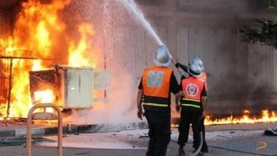 تارودانت : إندلاع حريق بمحطة للتلفيف يخلف ضحايا و خسائر فادحة