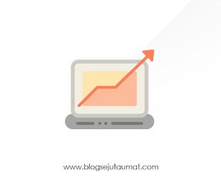 5 Cara Menaikan Trafik Blog yang Menurun
