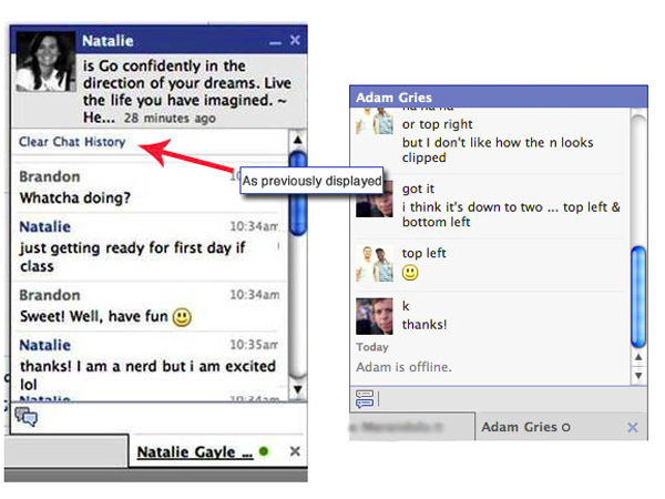 Cara Download History Chat Facebook