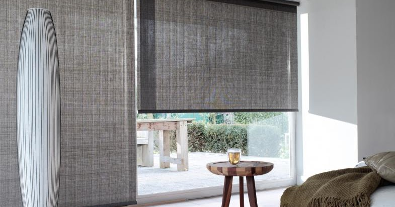 Why Extra Wide Roman Shades And Blinds For Large Window