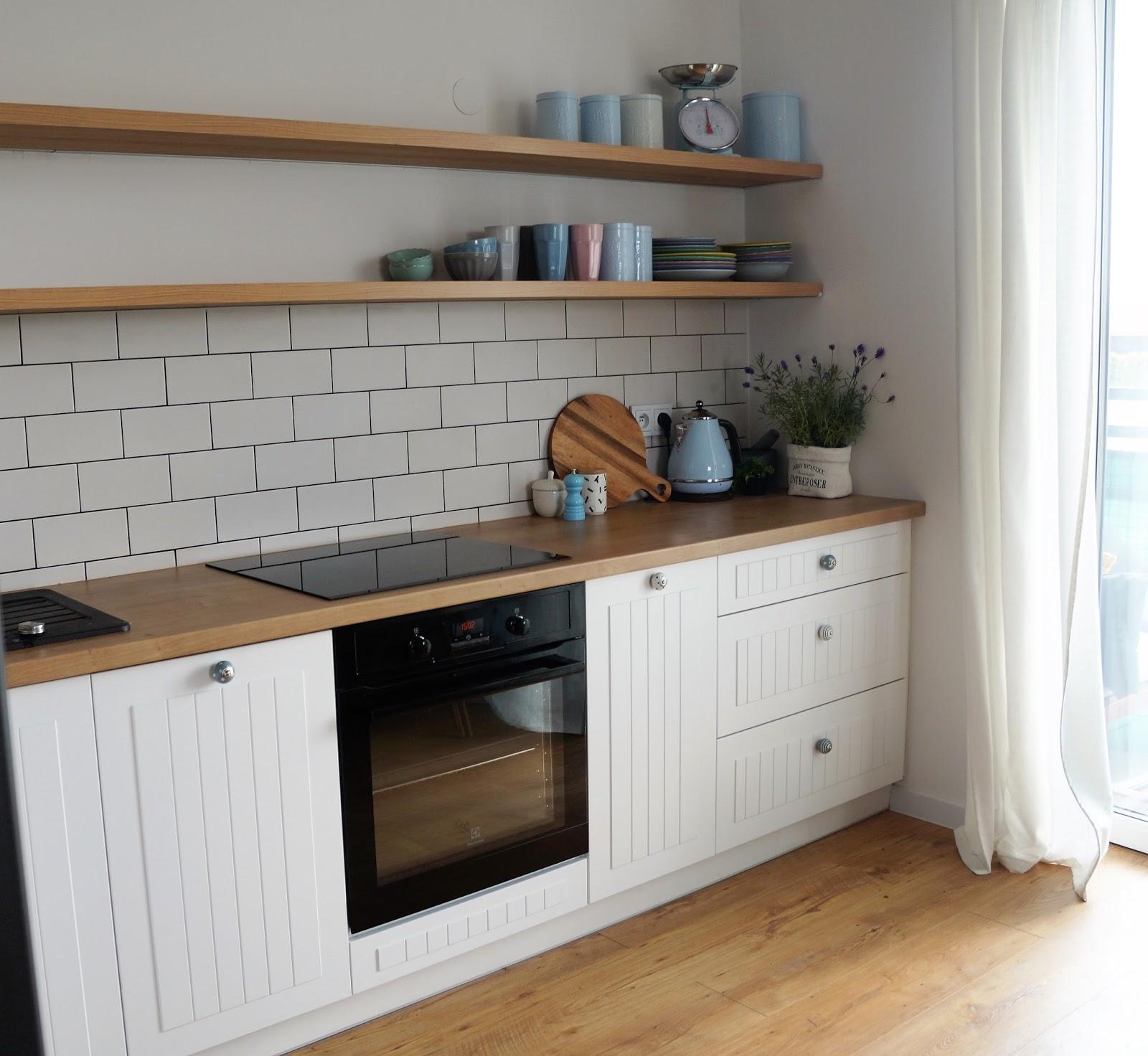 Pani Króliczek Moje mieszkanie kuchnia 71 -> Ikea Kuchnia Dla Dzieci Drewniana