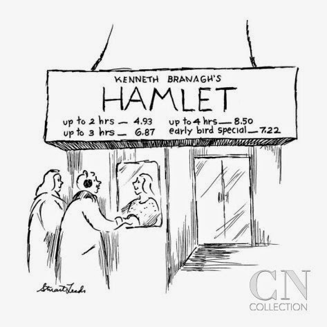 The Texts of Hamlet, or, Why Kenneth Branagh's Movie Is So