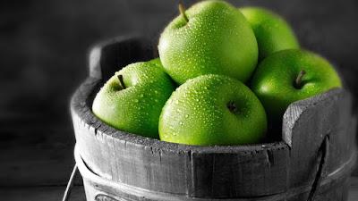 keripik buah apel