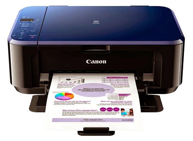 Driver Printer Canon Pixma E560