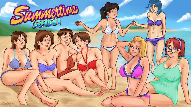 Summer Saga Adult Android Game