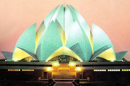 Lotus-Temple 1