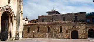 Oviedo, Iglesia de San Tirso el Real.